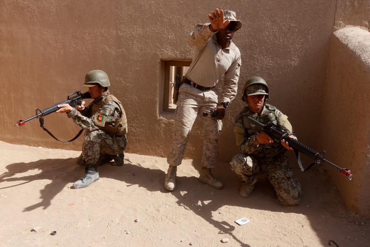 U.S. Is Sending More Marines to Afghanistan - NBC News
