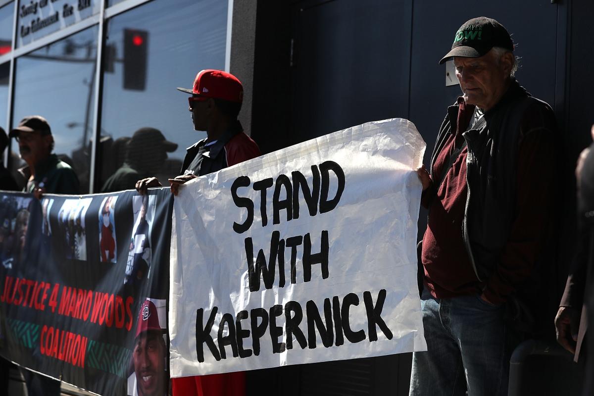 #NoKaepernickNoNFL: Fans pledge NFL boycott if Kaepernick Doesn't Get Signed