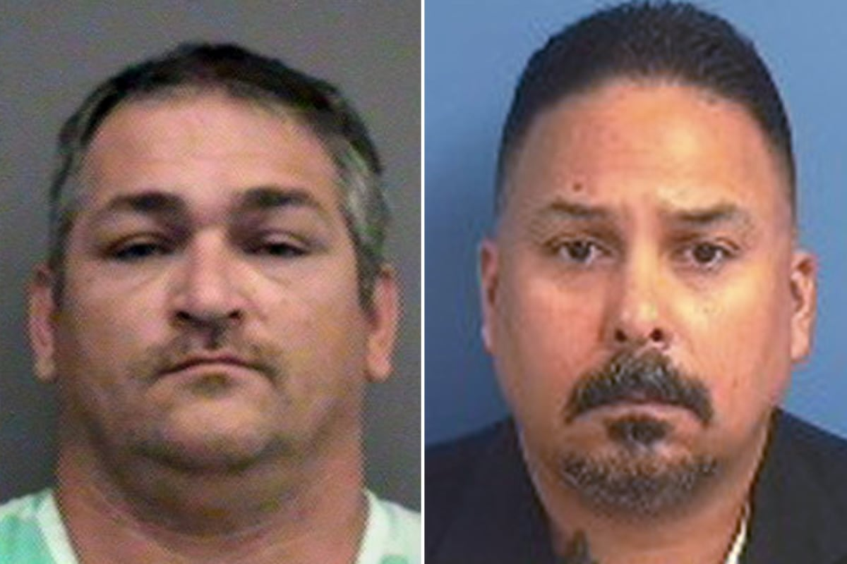 Two former Fla. prison guards, both KKK members, found guilty in murder plot of black inmate