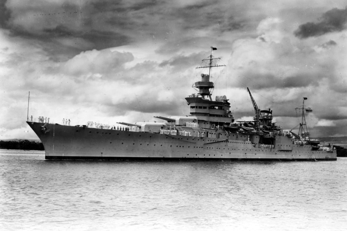 Researchers find wreckage of WWII-era USS Indianapolis