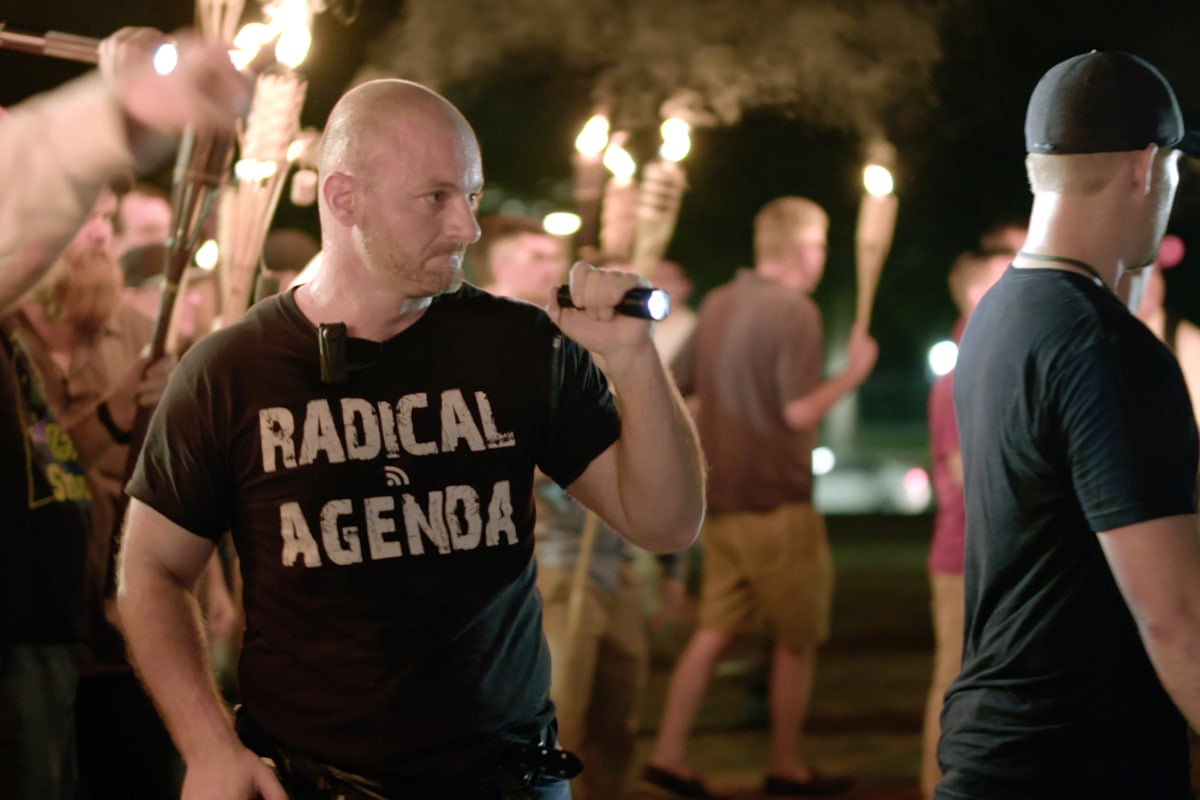 Warrant Issued For 'Crying Nazi' Chris Cantwell