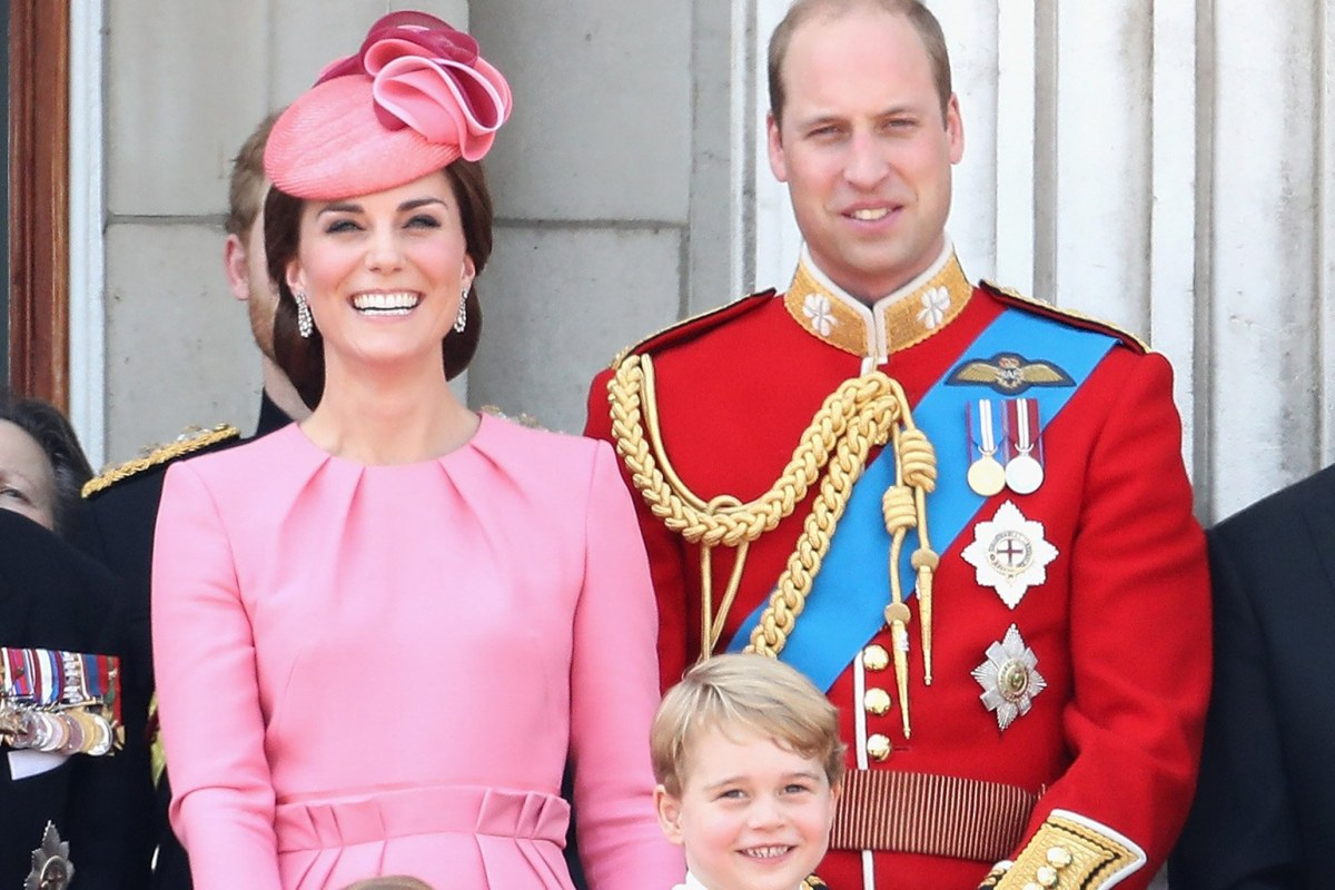 Third Royal Baby on the Way for Prince William and Kate