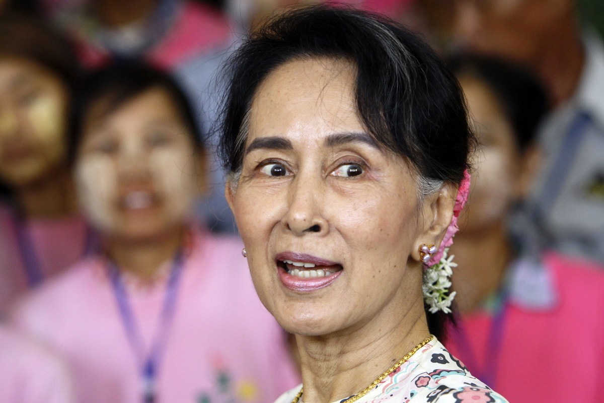 aung san suu kyi 39 s reputation marred by myanmar 39 s rohingya crackdown nbc news. Black Bedroom Furniture Sets. Home Design Ideas