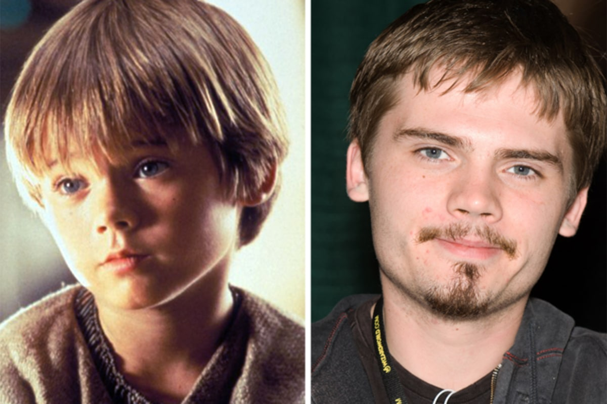 Actor who played Anakin  Jake Lloyd 2012