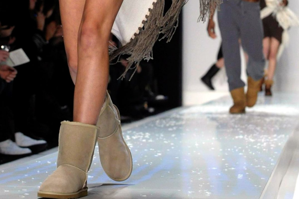 d011567619f UGG boots: 'Shearling' agony for feet? - NBC News