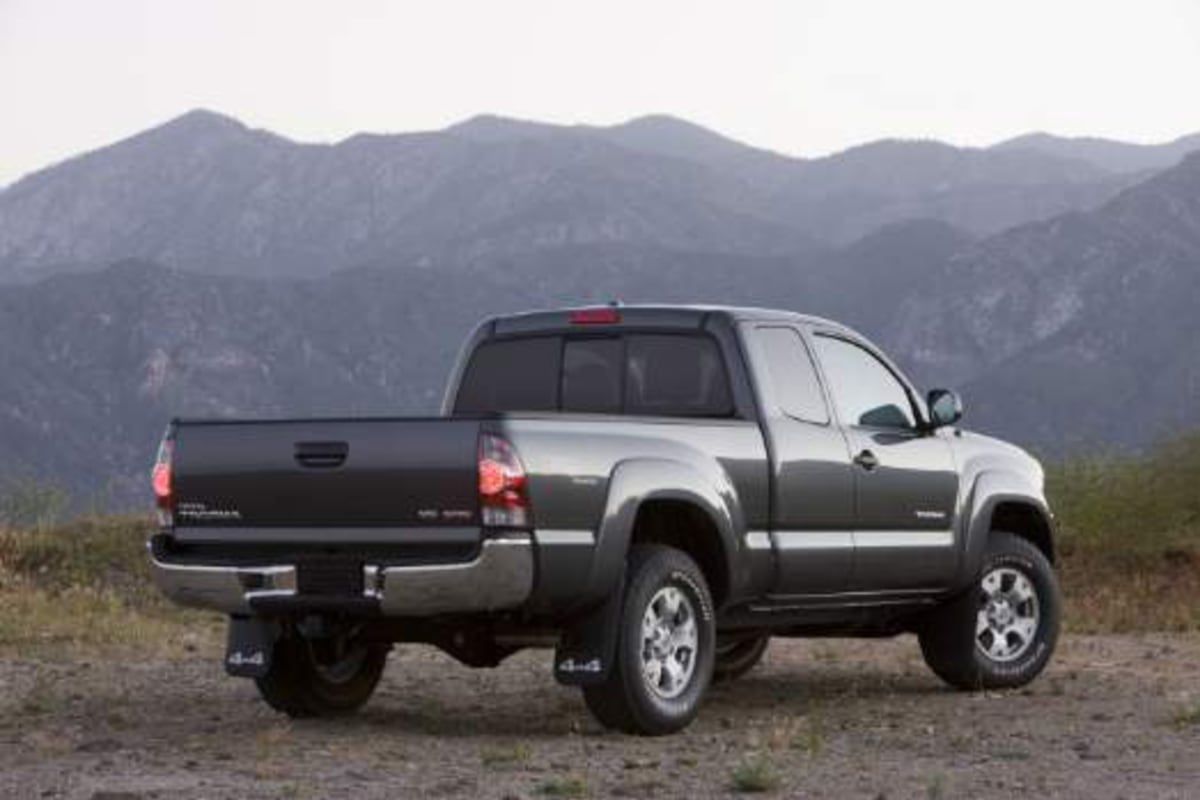 toyota recalls 342 000 trucks for seat belt issue nbc news. Black Bedroom Furniture Sets. Home Design Ideas