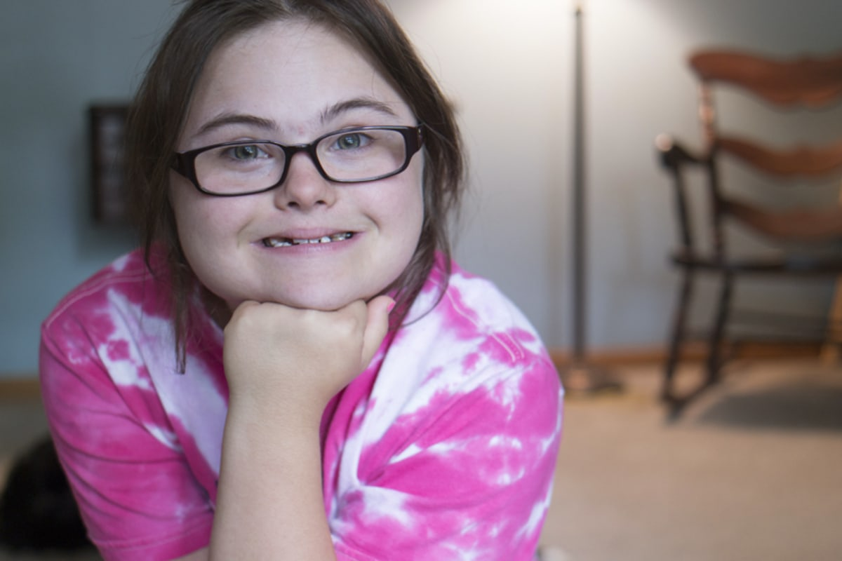 downs syndrome Down syndrome (trisomy 21) what is down syndrome, and what causes it down syndrome is a genetic disorder most people have 46 chromosomes in each cell.