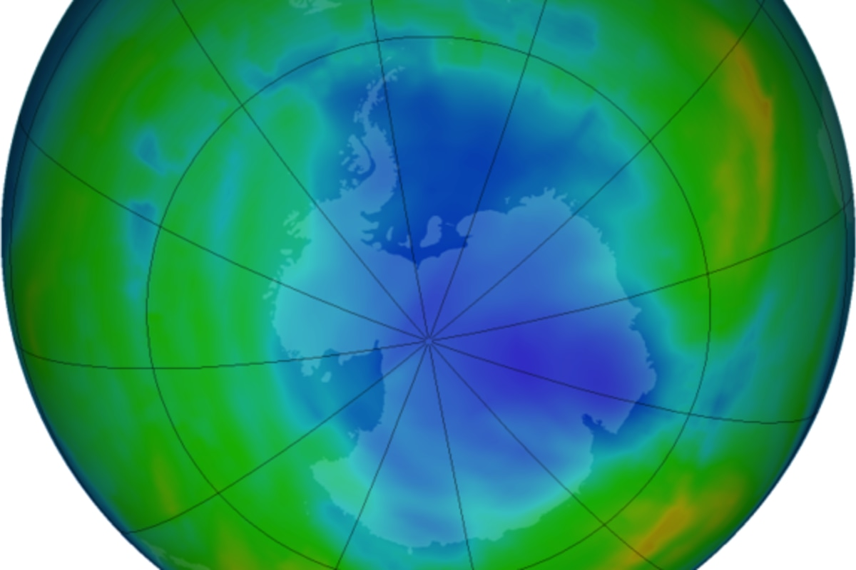 a study of the ozone layer on our planet This inspiring study shows how well our world once united to save the environment in the ozone layer wasn't limit the warming of our planet and.
