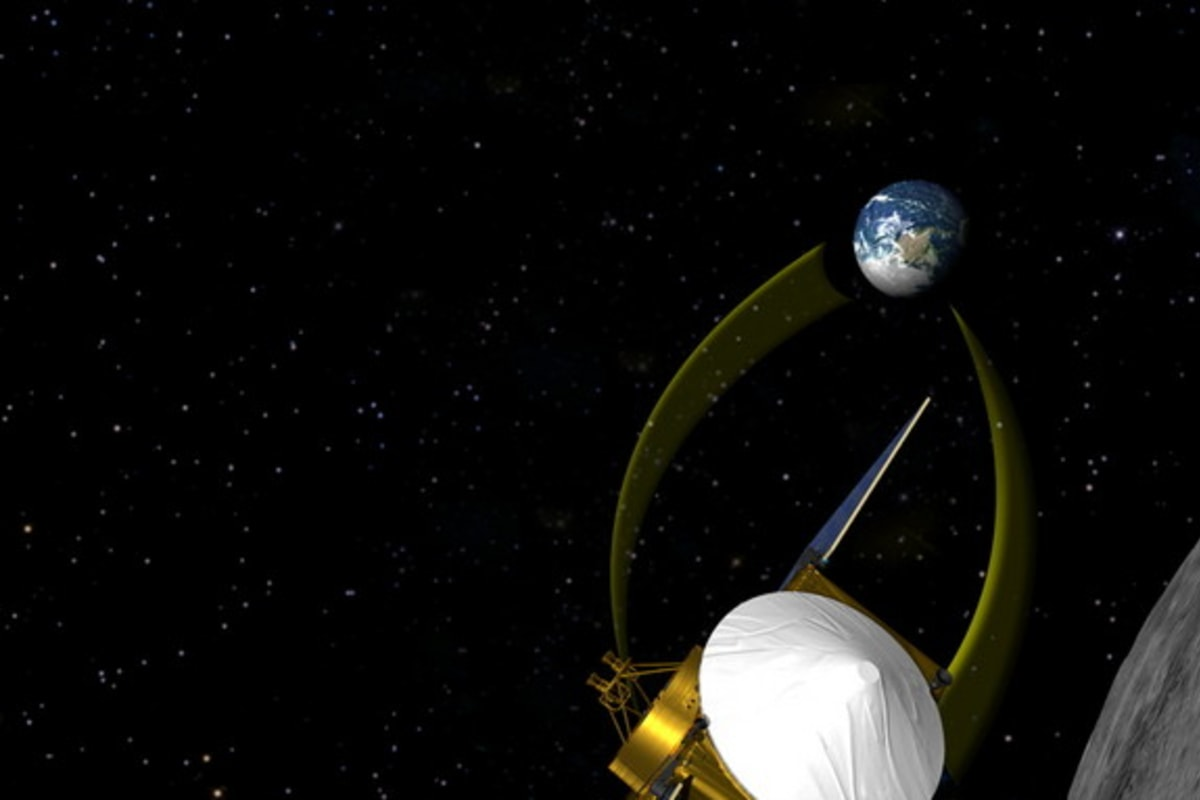 NASA picks Atlas rocket to launch asteroid sample-return ...