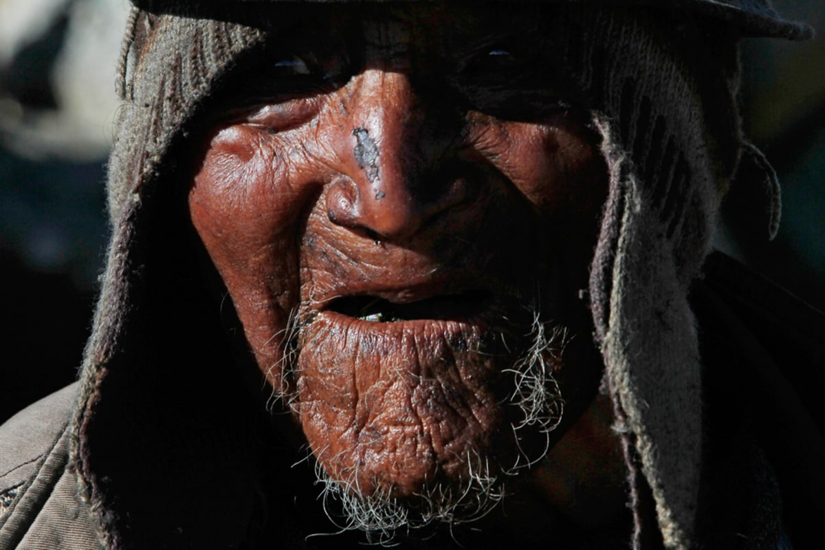 The Greatest Thing A Human Soul Ever Does In This World: 123-year-old Bolivian Man Is Oldest Living Person Ever