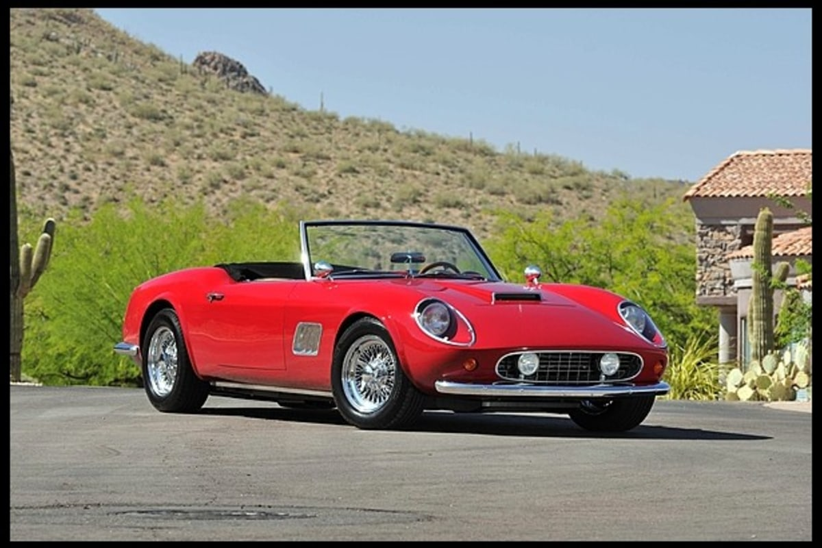 Ferris Bueller Ferrari Up For Auction (and No, It's Not