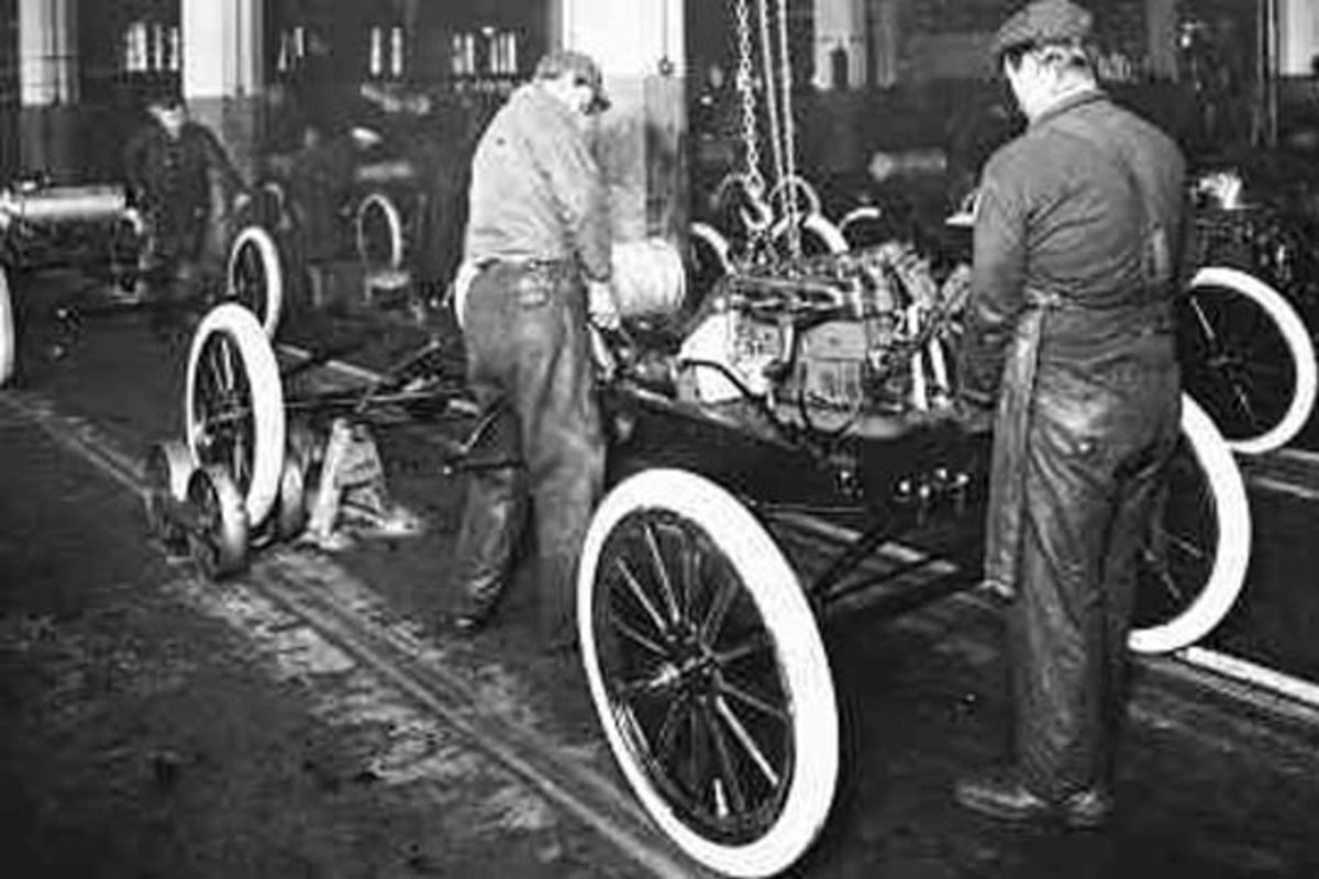model t plant where workers earned 5 a day may be saved nbc news. Black Bedroom Furniture Sets. Home Design Ideas