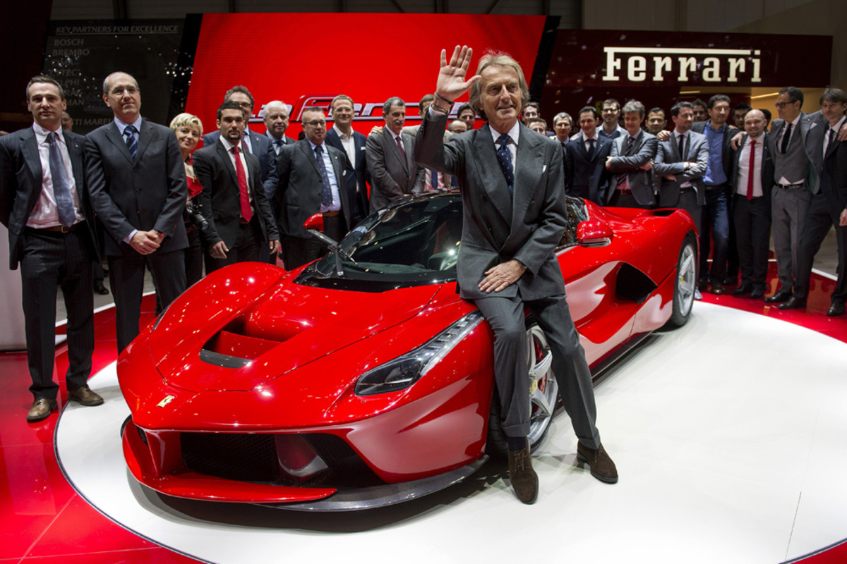 Ferrari To Employees Put Brakes On Group Emails Nbc News