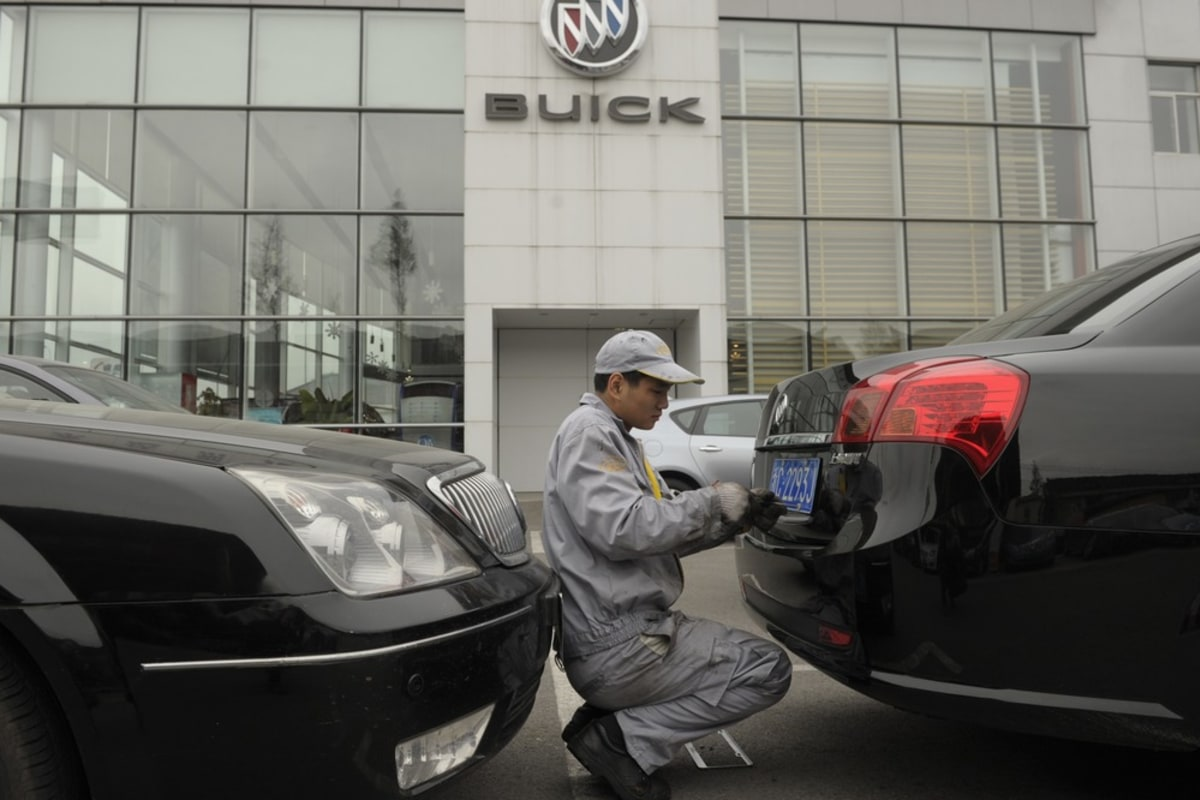 General motors 39 biggest market china nbc news for General motors news today