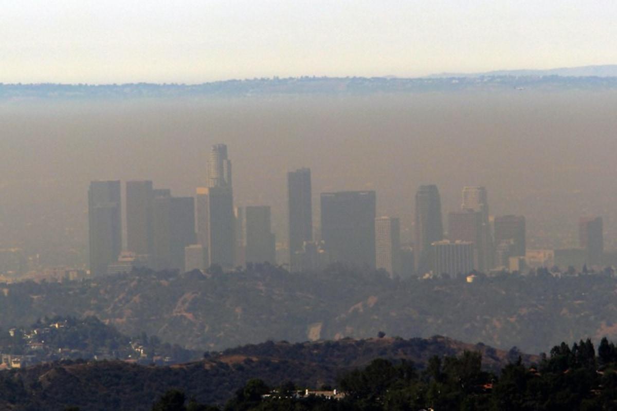 air paper pollution term