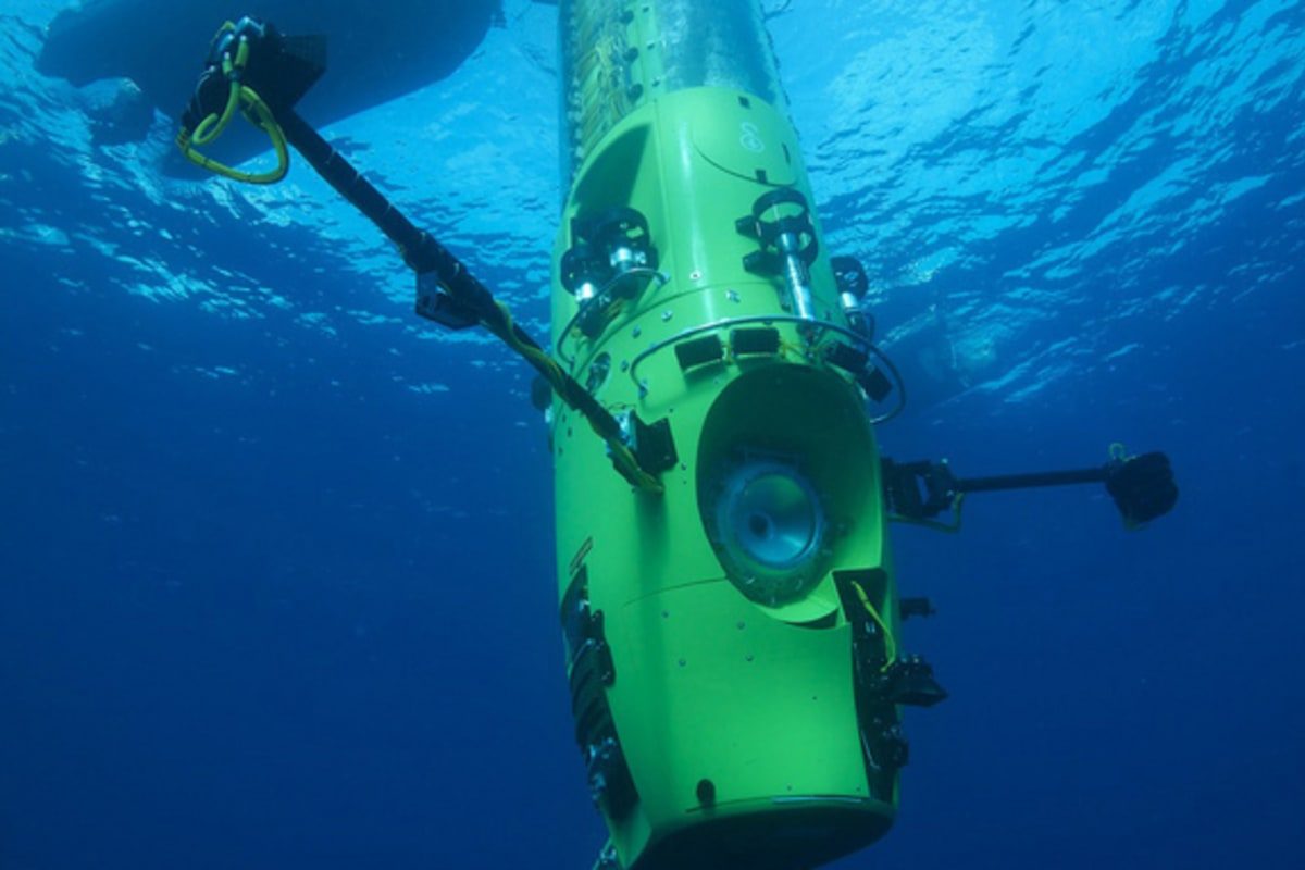 Incredible Technology How We Explore The Deep Sea Nbc News