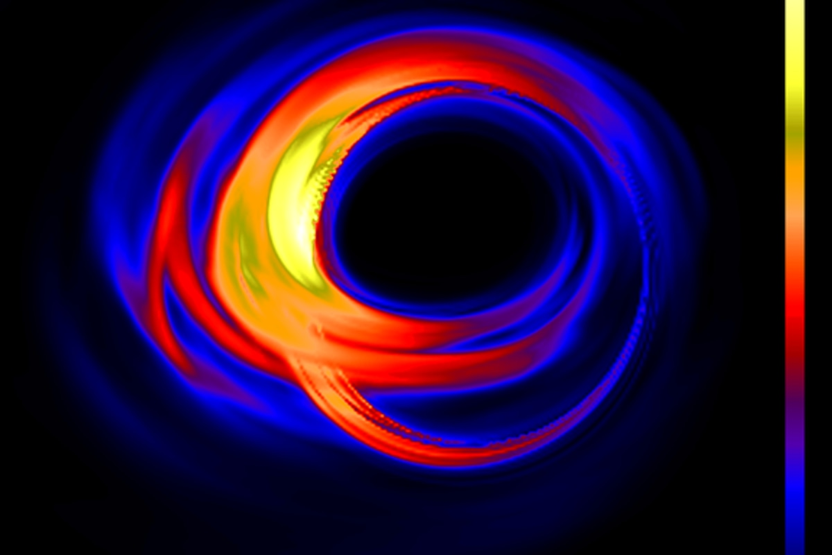 Incredible technology: How to see an invisible black hole ...
