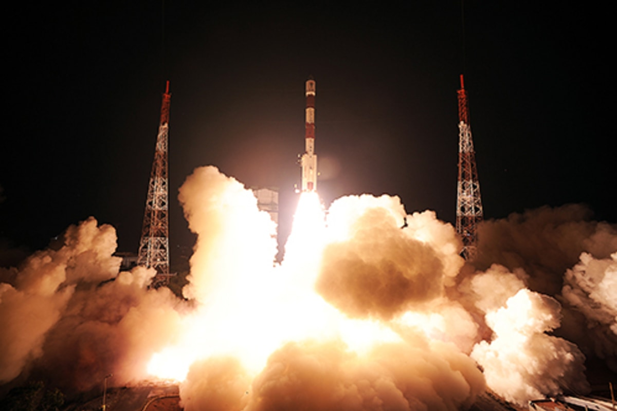 India plans to launch first Mars mission, test large ...