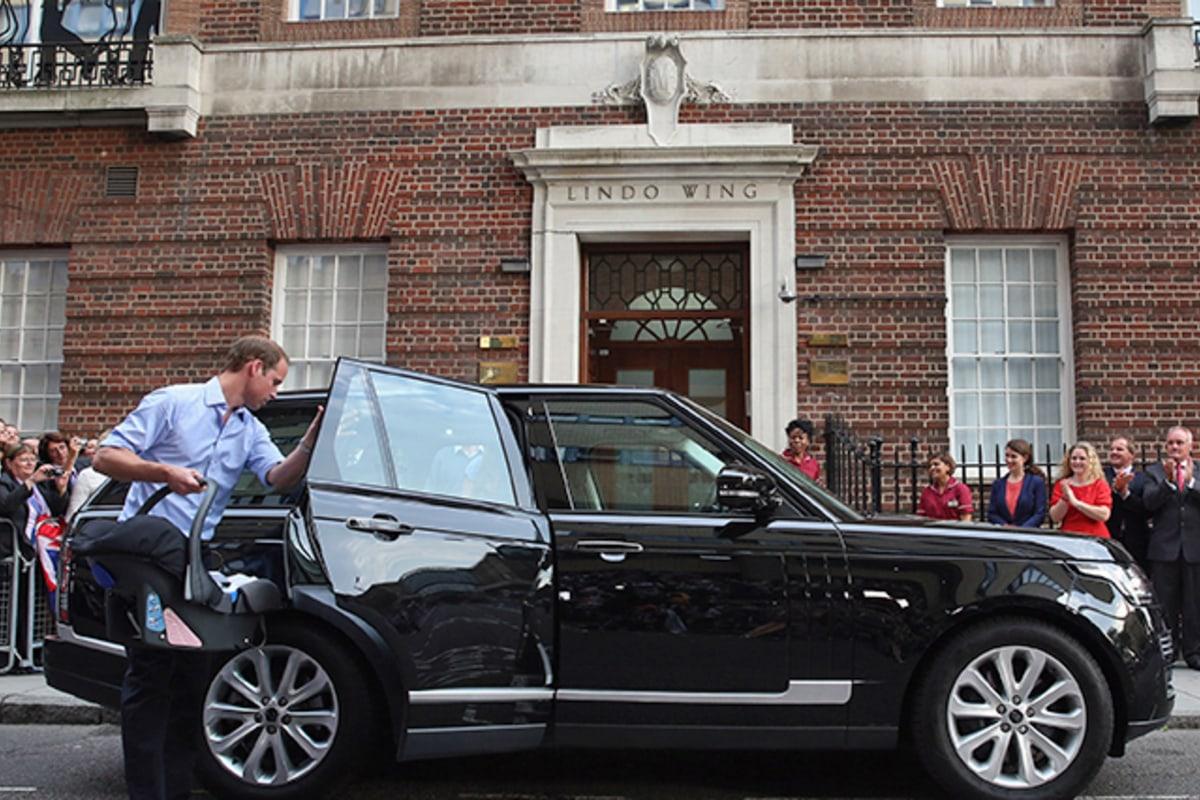 Britons And Range Rover Cheer Royal Family Nbc News