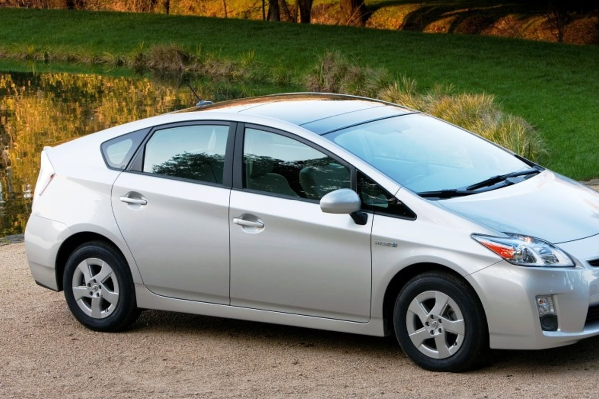 toyota recalls prius lexus hybrid for faulty brakes nbc. Black Bedroom Furniture Sets. Home Design Ideas