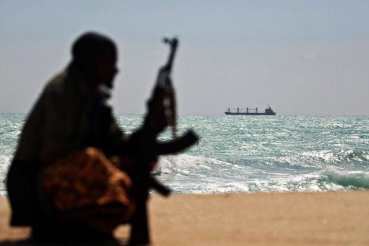 Crime At Sea The World S Most Pirate Infested Waters Nbc News