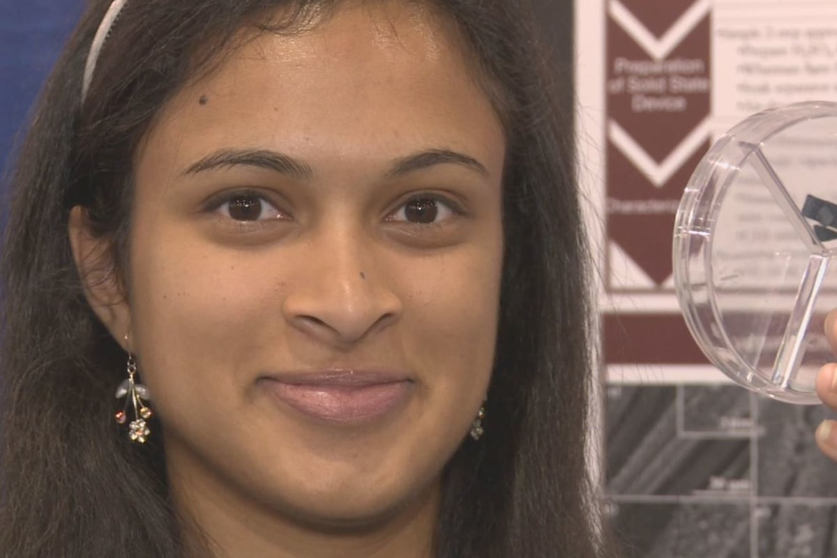 Teen's invention could charge your phone in 20 seconds - NBC News
