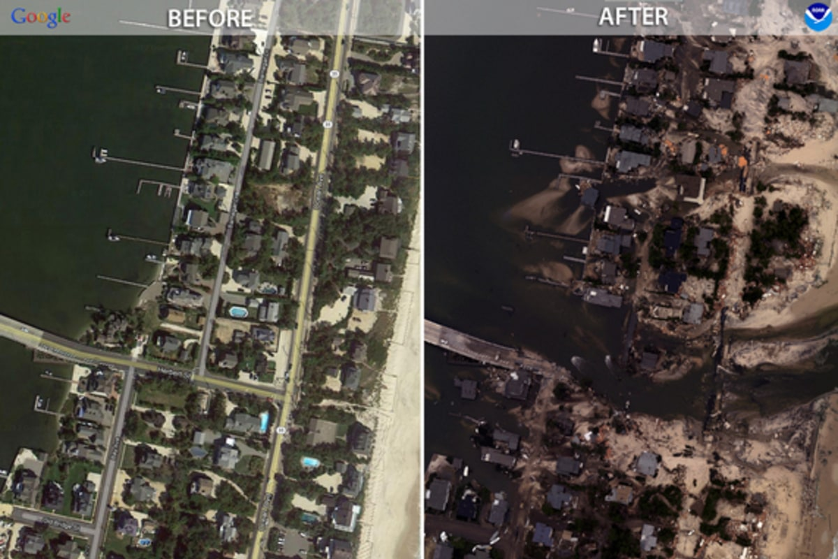 Superstorm Sandy Exposes New Jersey Mistake Developing
