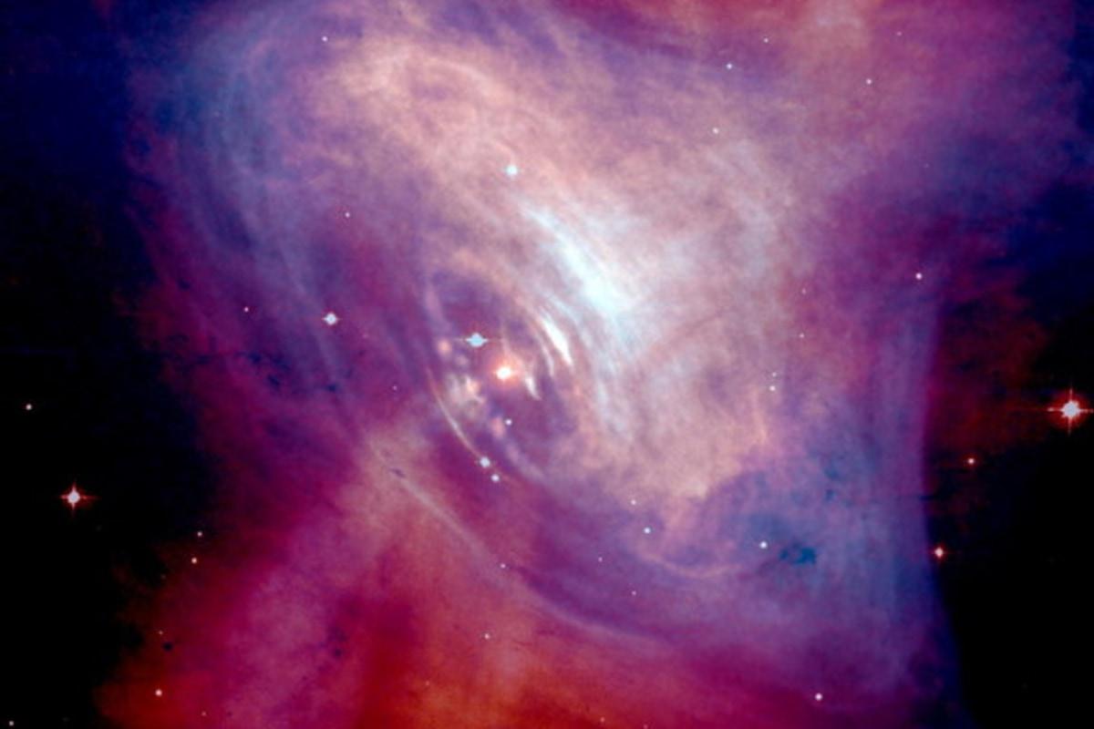 weirdest nebula - photo #14