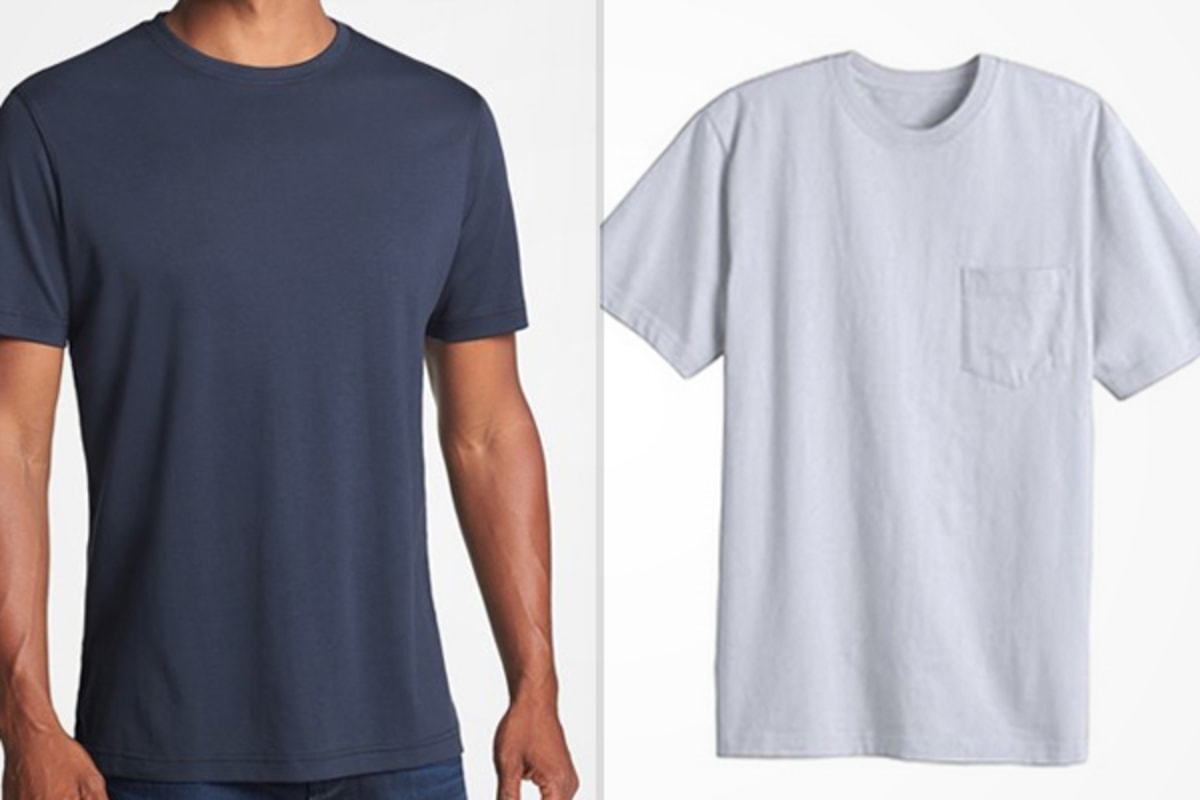Plain white T-shirt for $7 or $70? How wealth gap is changing ...