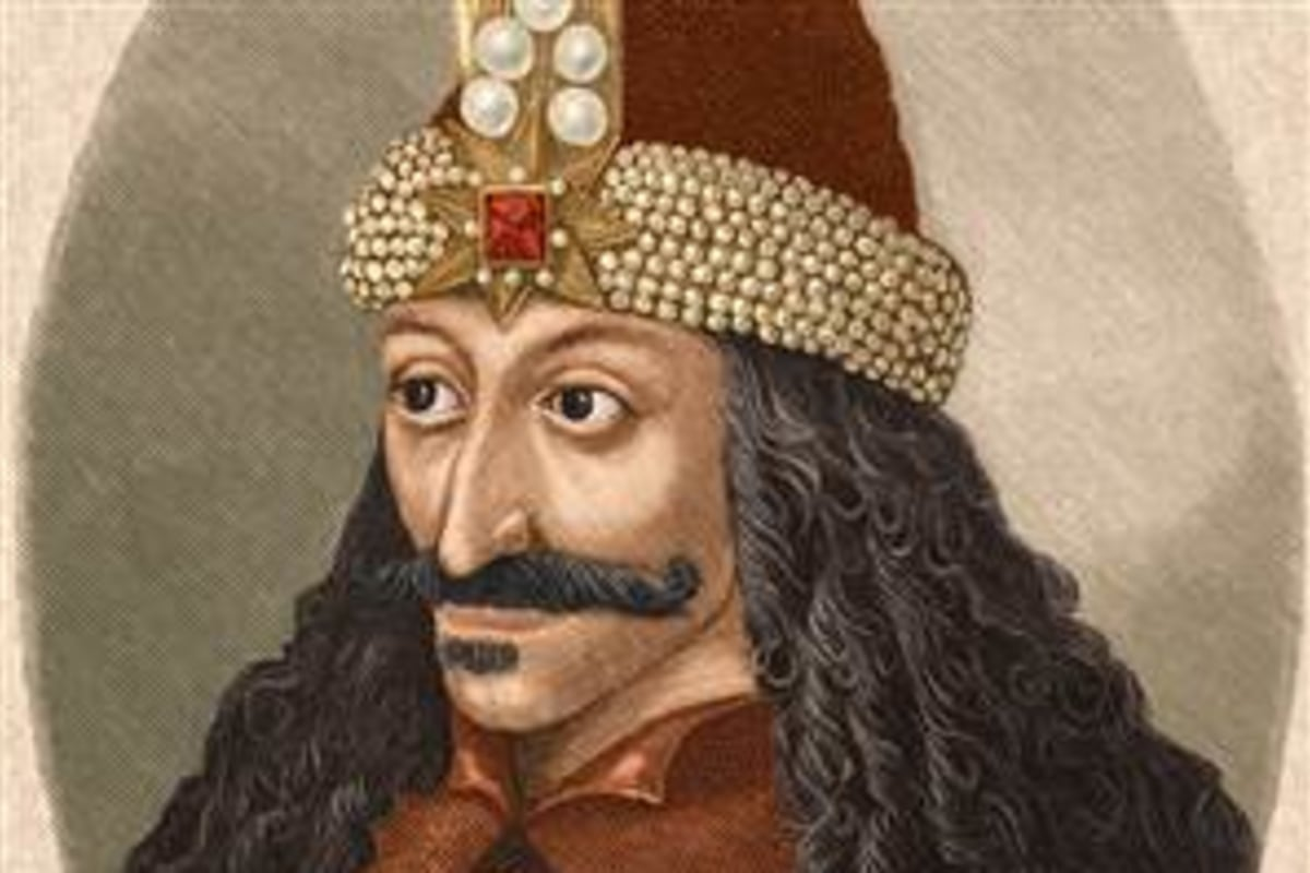 Image result for Vlad III of Romania