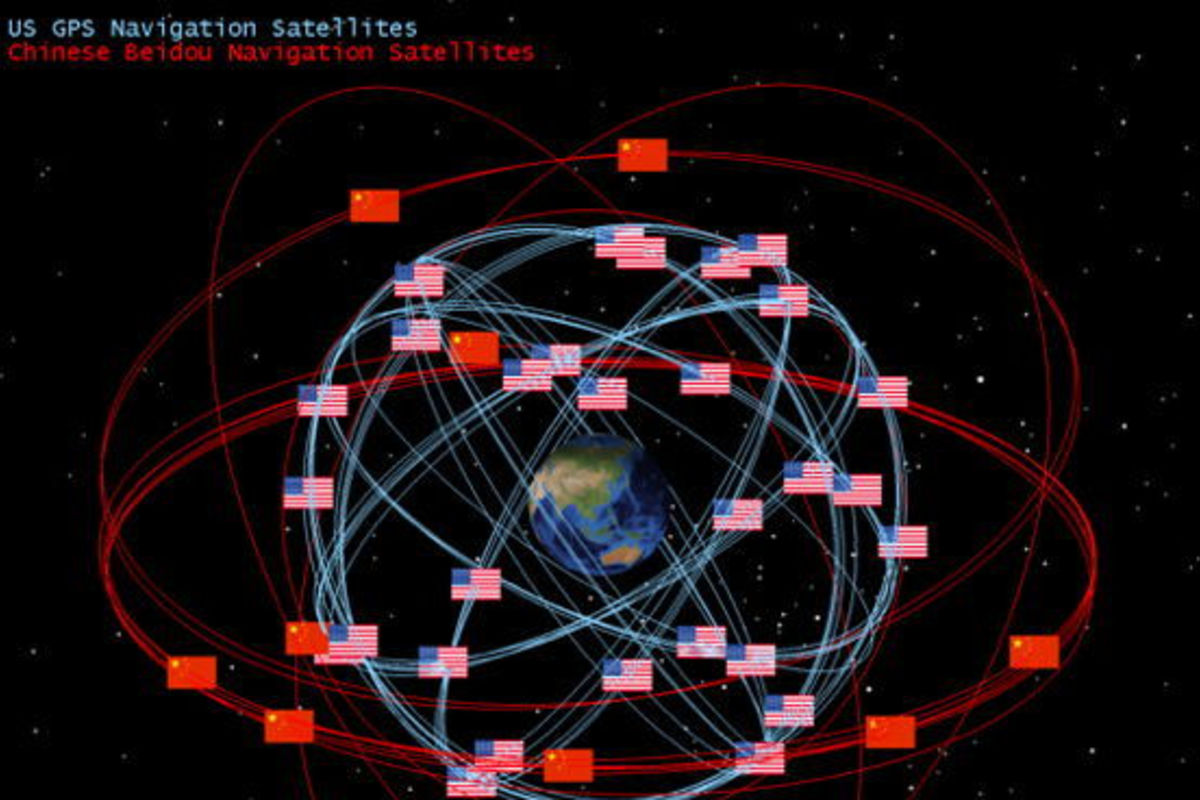 an analysis of the importance of the global positioning system as a constellation of 24 satellites t Global positioning system what is the minimum number of satellites a gps system requires that's why a constellation of at least 24 satellites plus spares.