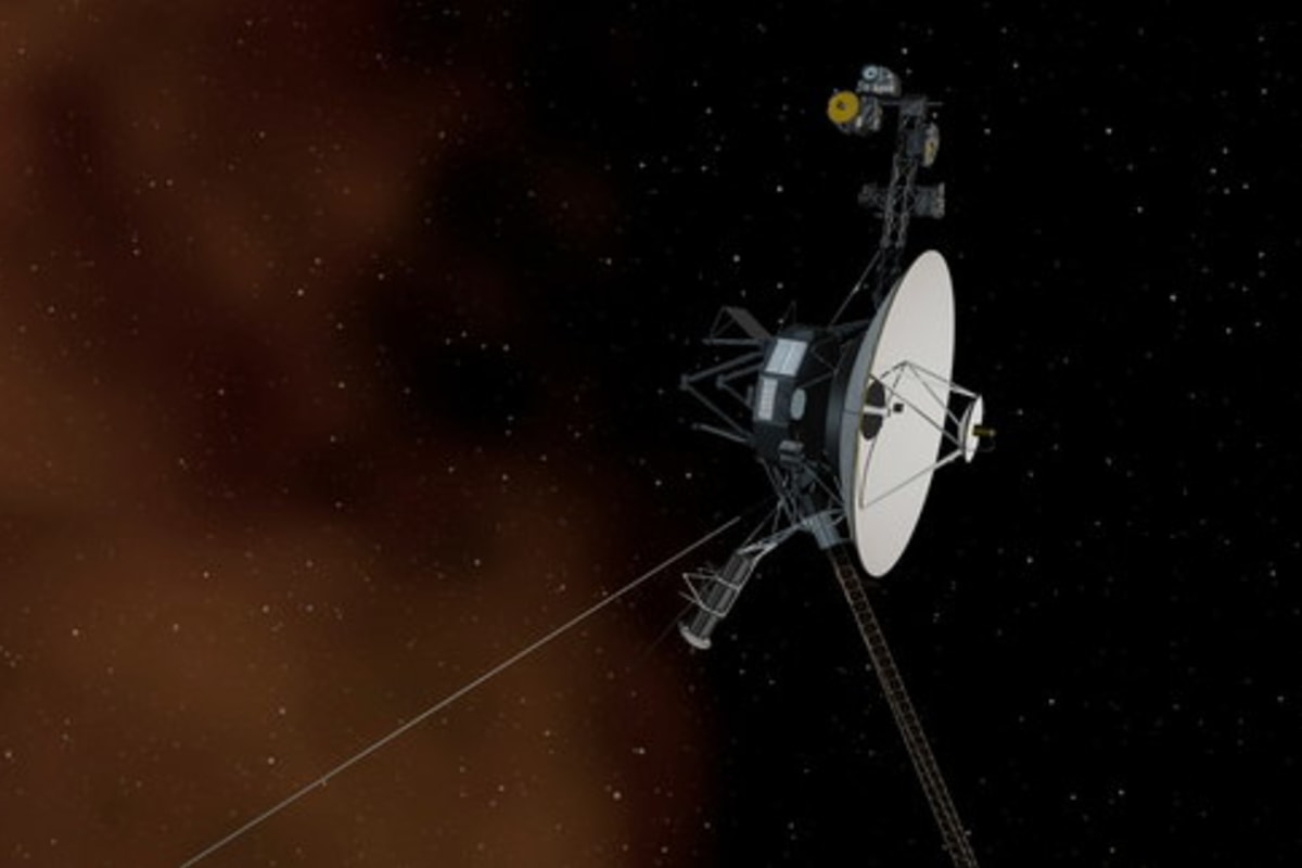 voyager 1 latest images stars - photo #5