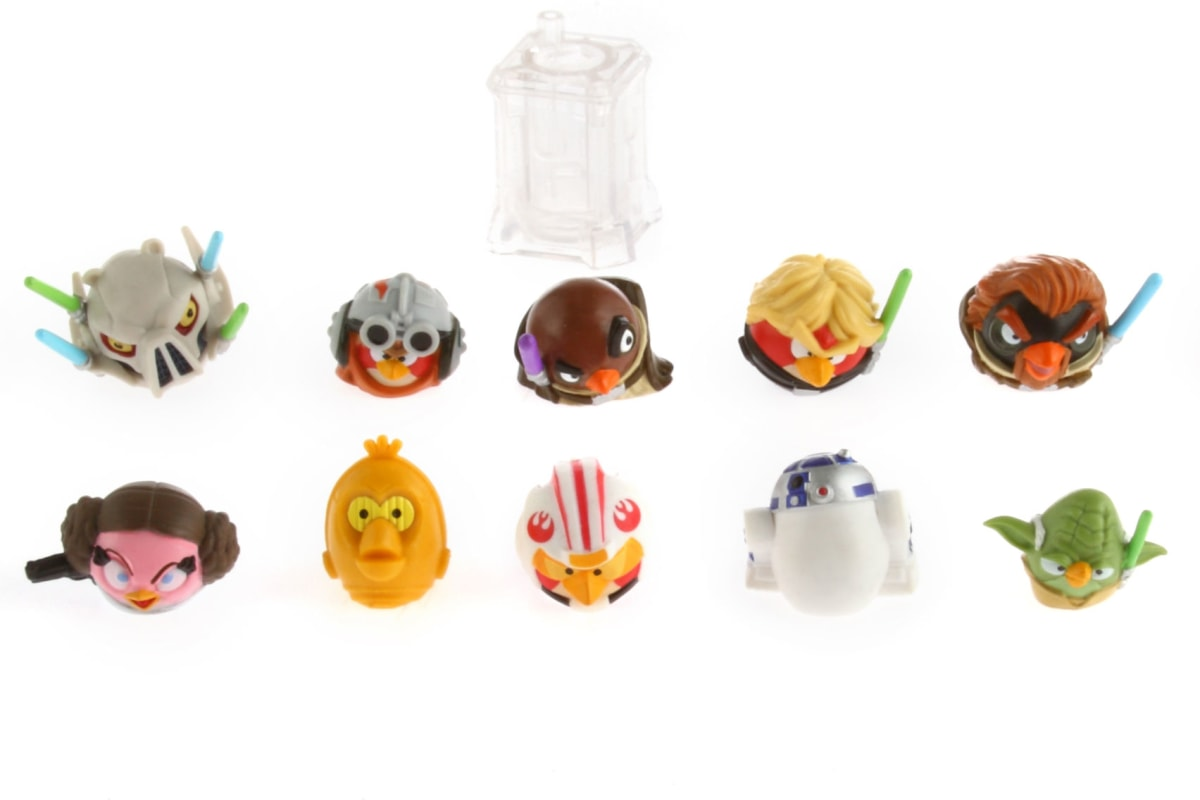 'Angry Birds Star Wars II' gives Rovio's game a new hope