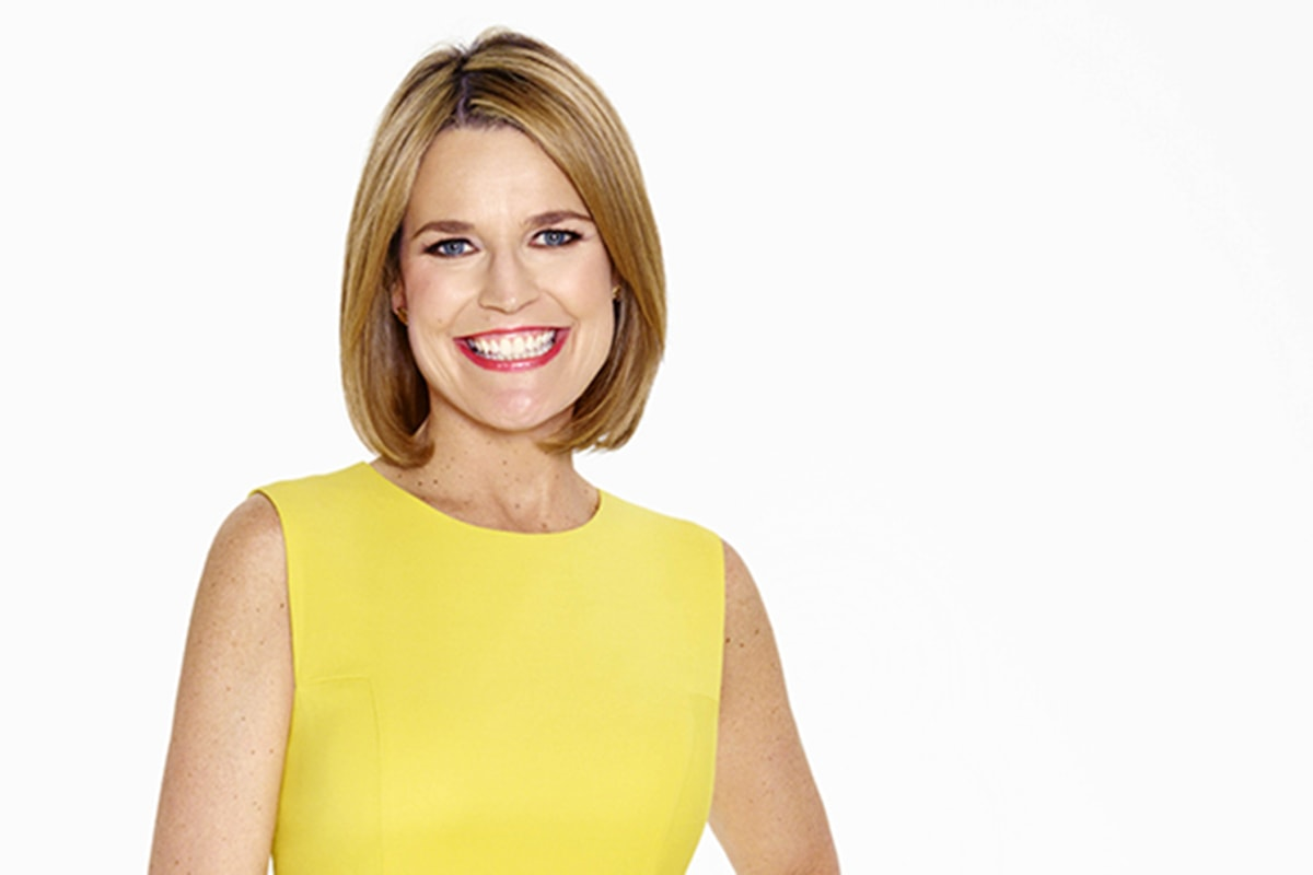 Who is savannah guthrie dating now 1