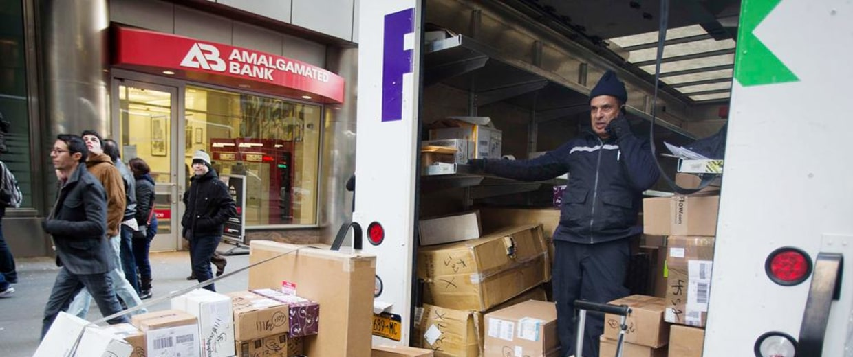 The second largest delivery firm in the UK has been forced to temporarily suspend new collections and said packages currently in its possession will be up to three days late.