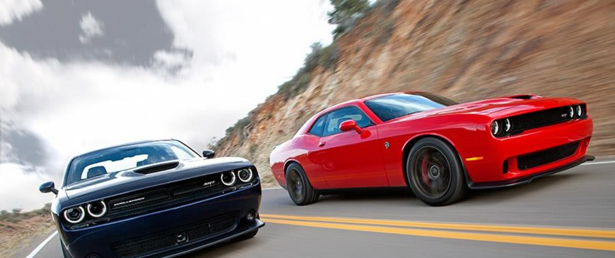 Fooling The Forecasters Muscle Cars Rule The Road Again Nbc News