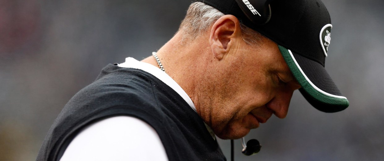 Image: FILE: Jets Fire Coach Ryan