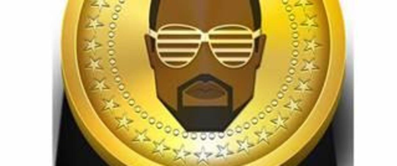 Coinye West logo.