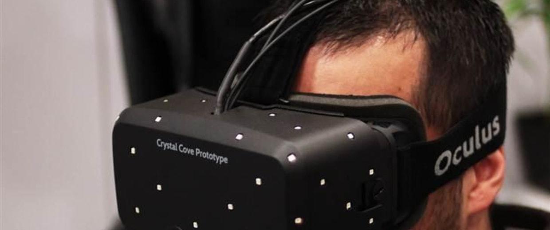 New Oculus Rift virtual reality headset