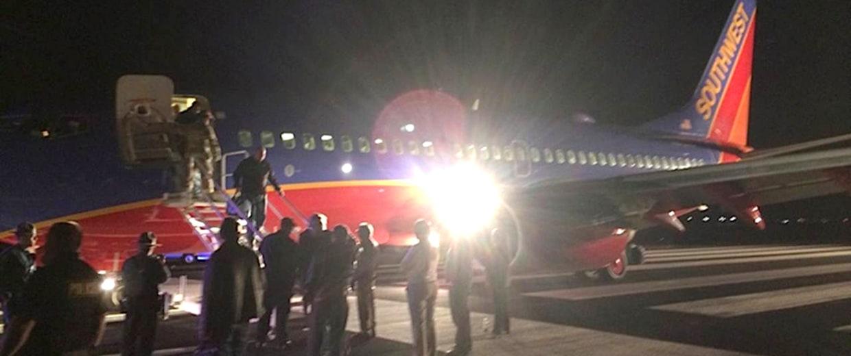 Image: Southwest Flight 4013