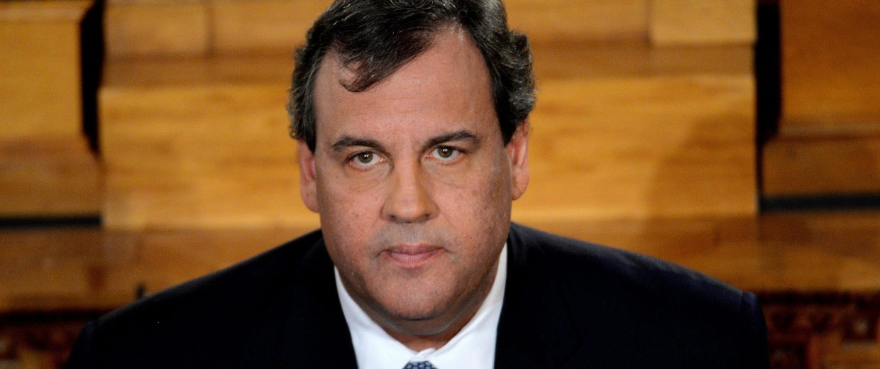 Image: New Jersey Governor Chris Christie delivers State of the State Speech