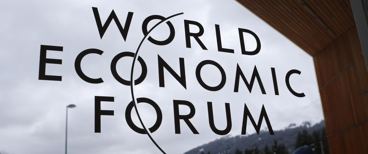 The world's rich will use the World Economic Forum in Davos to figure out how to spread the world's wealth