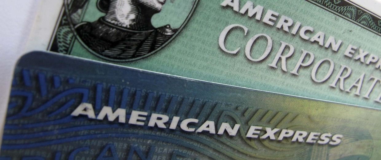 American Express is one of several credit card companies calling for introduction of new technology to fight fraud