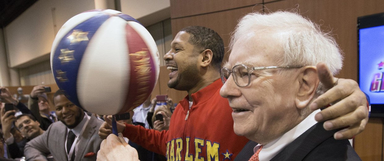Image: Berkshire Hathaway Chairman and CEO Warren Buffett