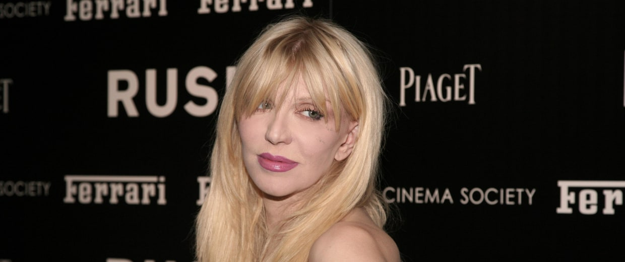 Image: Courtney Love