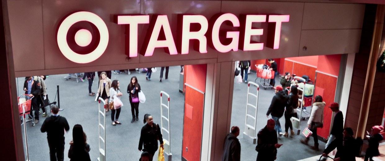 Image: Target store