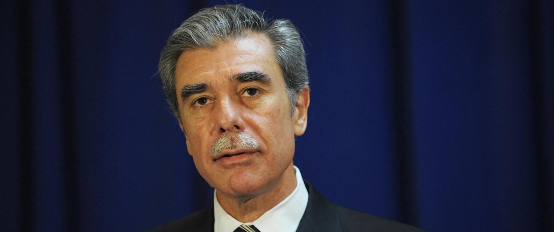 Image: Former U.S. Commerce Secretary Carlos Gutierrez