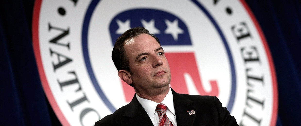 Image: Republican National Committee Chairman Reince Priebus