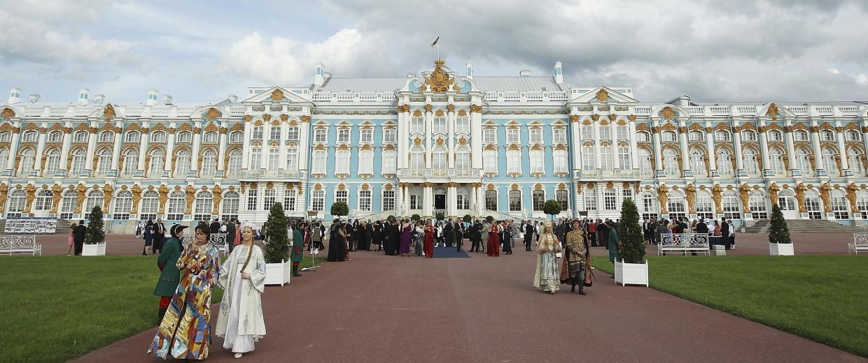Montblanc White Nights Festival - Mariinsky Ball