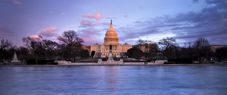 Image: U.S. Capitol Building.